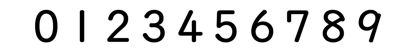 textbook typeface