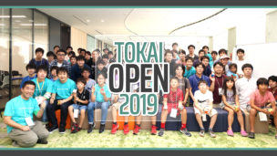 Tokai Open 2019!!